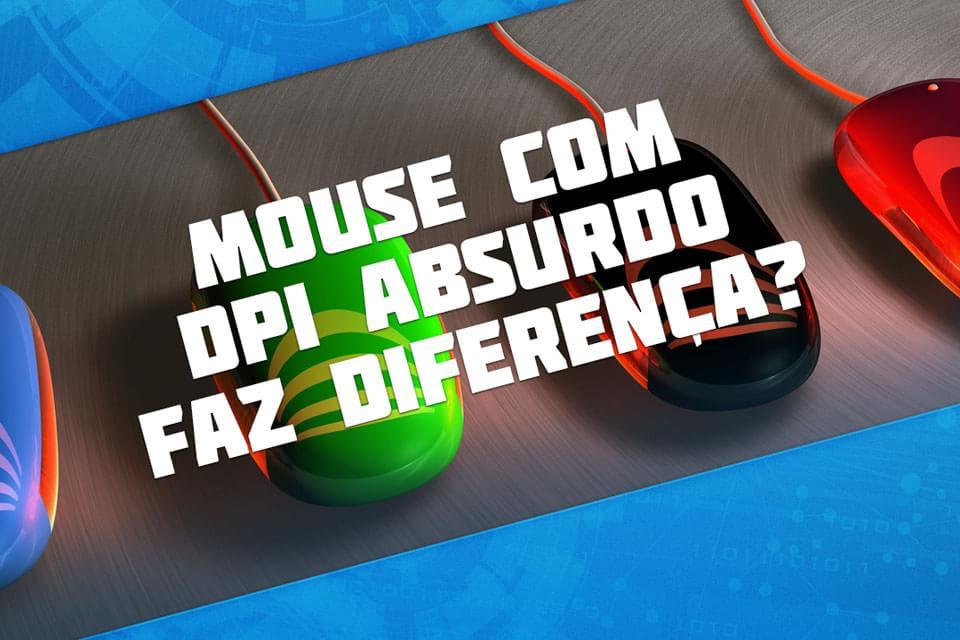 Imagem de Mouses com valores absurdos de DPI realmente fazem diferença? [vídeo] no site TecMundo