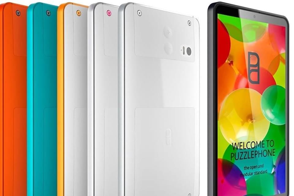Imagem de Conheça o Puzzlephone, o smartphone modular desenvolvido na terra da Nokia no site TecMundo
