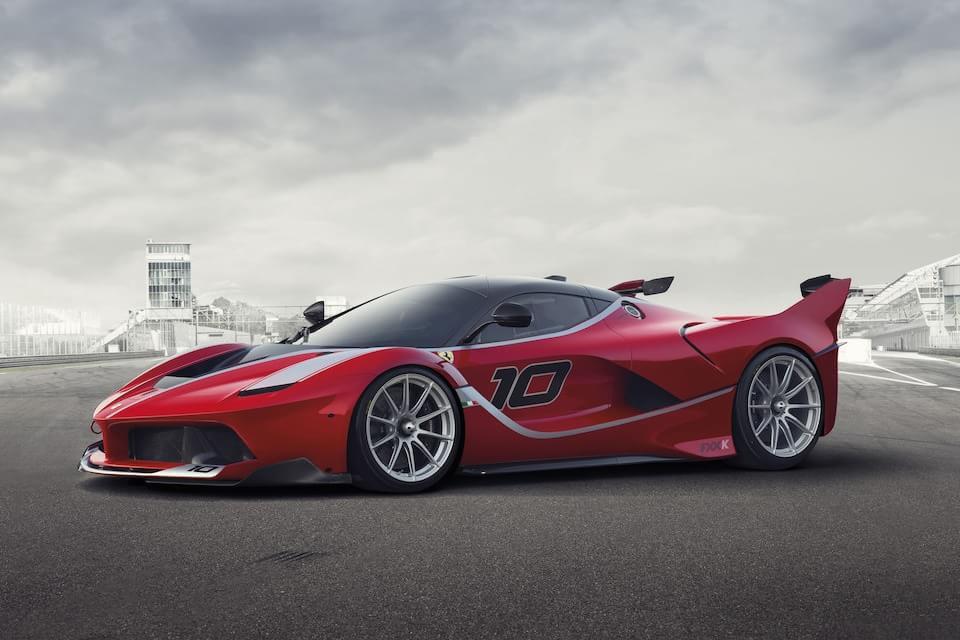 Imagem de Ferrari deu uma turbinada no LaFerrari e anuncia novo modelo: o FXX K no site TecMundo