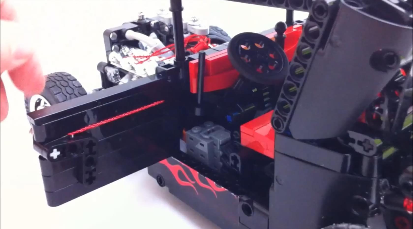 Imagem de Brinquedo de gente grande: confira esse carrinho de controle remoto de LEGO no site TecMundo
