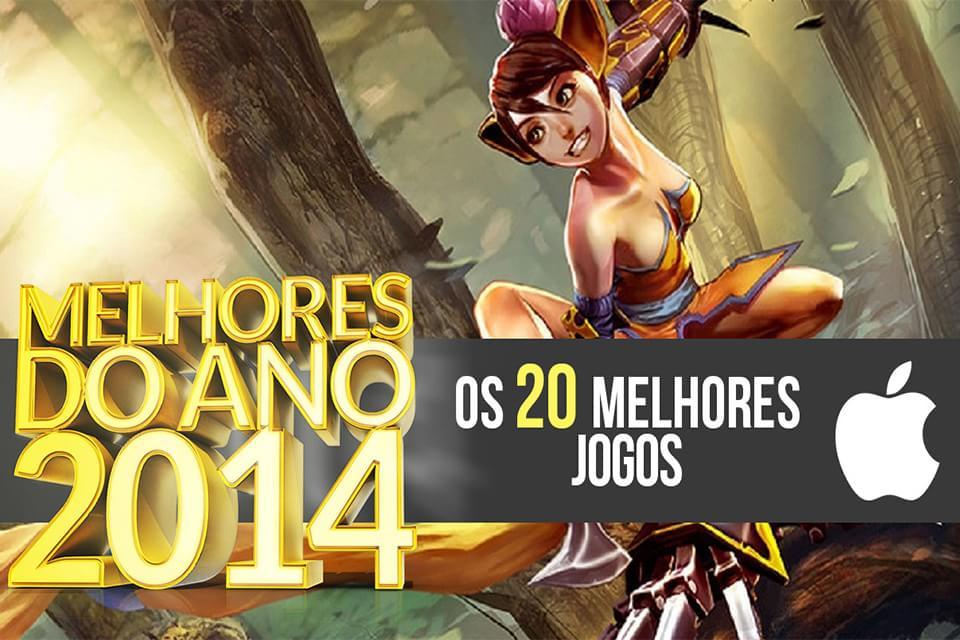 Imagem de iOS: os 20 melhores jogos de 2014  no site TecMundo