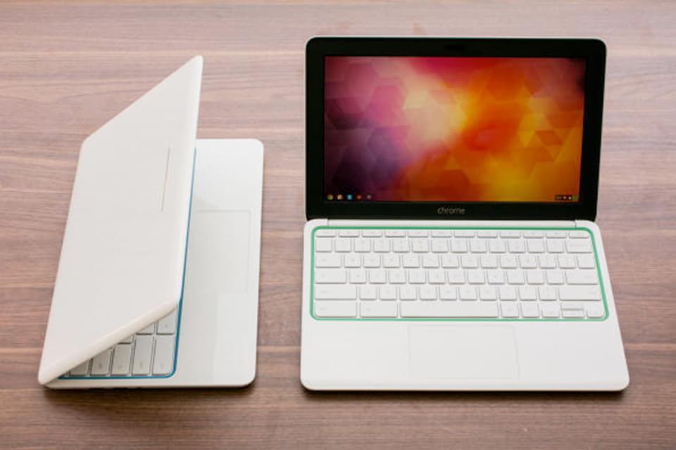 Imagem de Chromebooks ultrapassam iPads na sala de aula no terceiro trimestre do ano no site TecMundo
