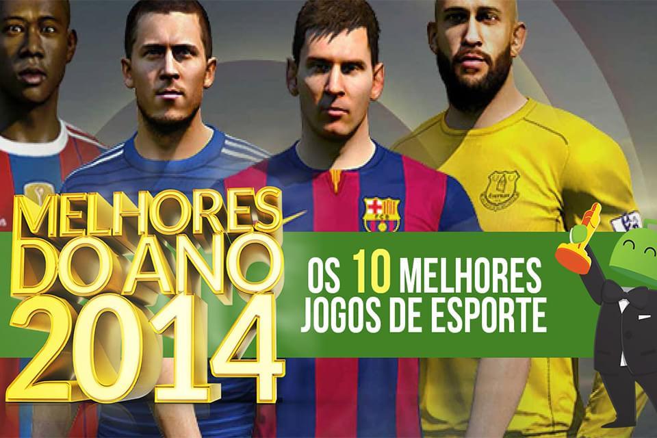 Imagem de Android: os 10 melhores jogos de esporte de 2014 no site TecMundo