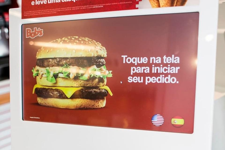 Imagem de Bob's já conta com máquinas de autoatendimento no Brasil no site TecMundo