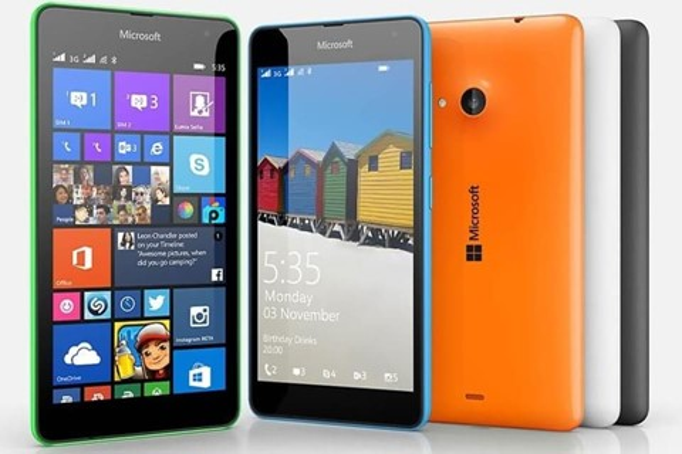 Imagem de Lumia 535 tem problemas por causa de tela sensível e deve receber update no site TecMundo