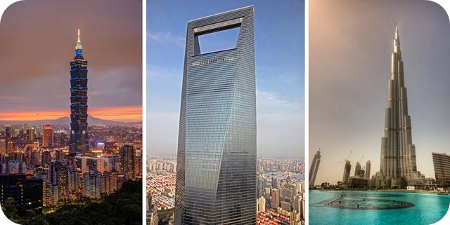 Imagem de Megaestruturas inteligentes: a engenharia dos novos arranha-céus no site TecMundo