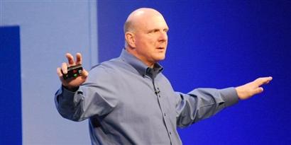 """Imagem de Steve Ballmer gostaria de """"refazer"""" últimos 10 anos na Microsoft no site TecMundo"""