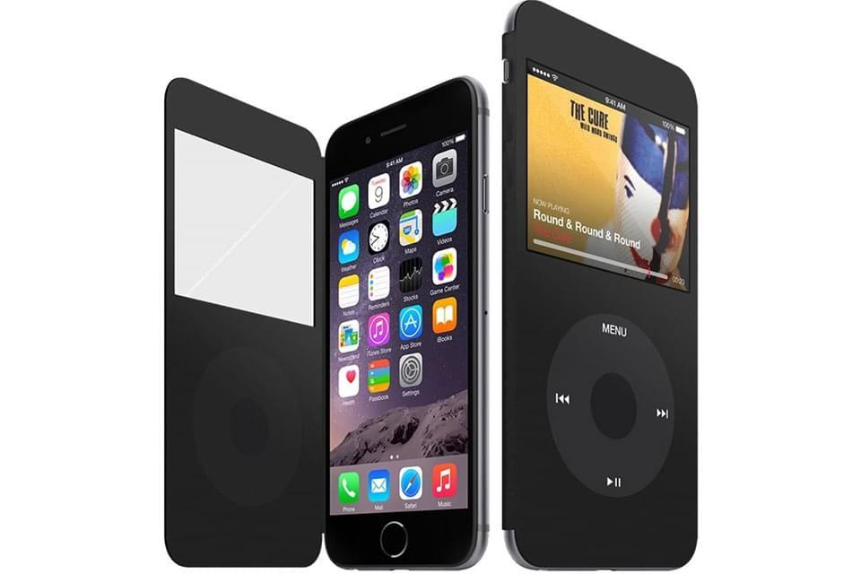 Imagem de Este case traz a nostalgia do iPod clássico para o seu iPhone 6 no site TecMundo