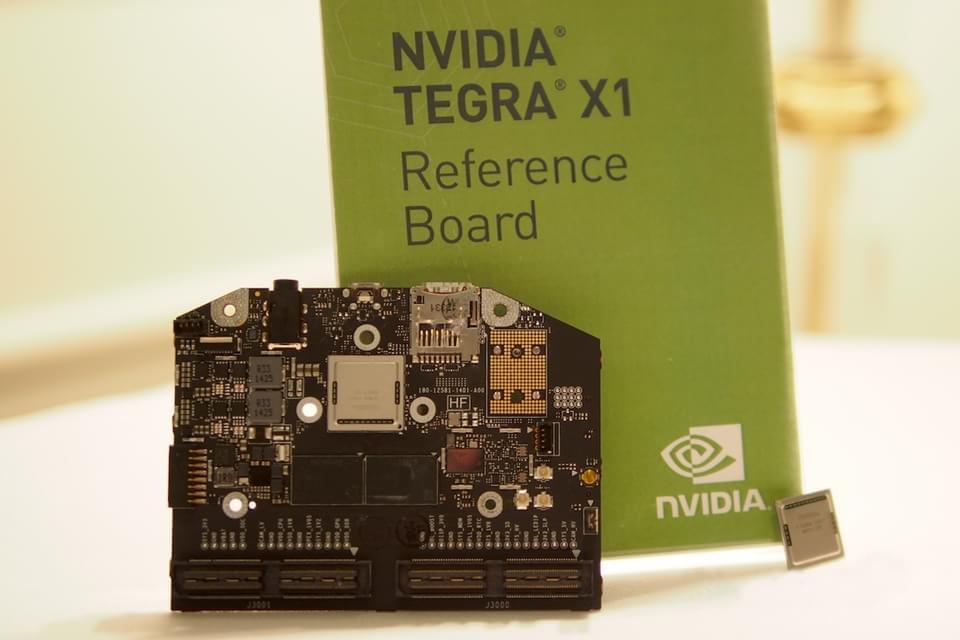 """Imagem de NVIDIA Tegra X1 """"destrói"""" o K1 e o A8X do iPad Air 2 em testes de benchmark no site TecMundo"""