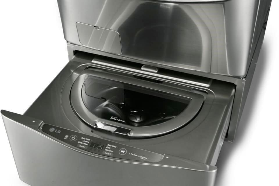 Imagem de CES 2015: LG apresenta refrigerador e lava-roupa que vão causar inveja no site TecMundo