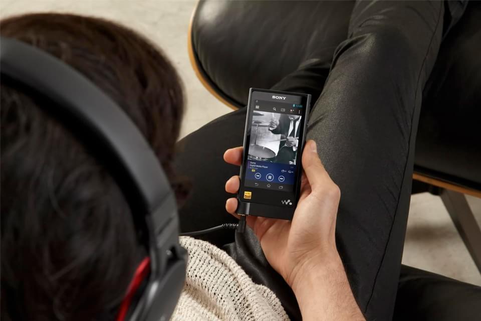 Imagem de Sony anuncia novo Walkman voltado aos audiófilos no site TecMundo