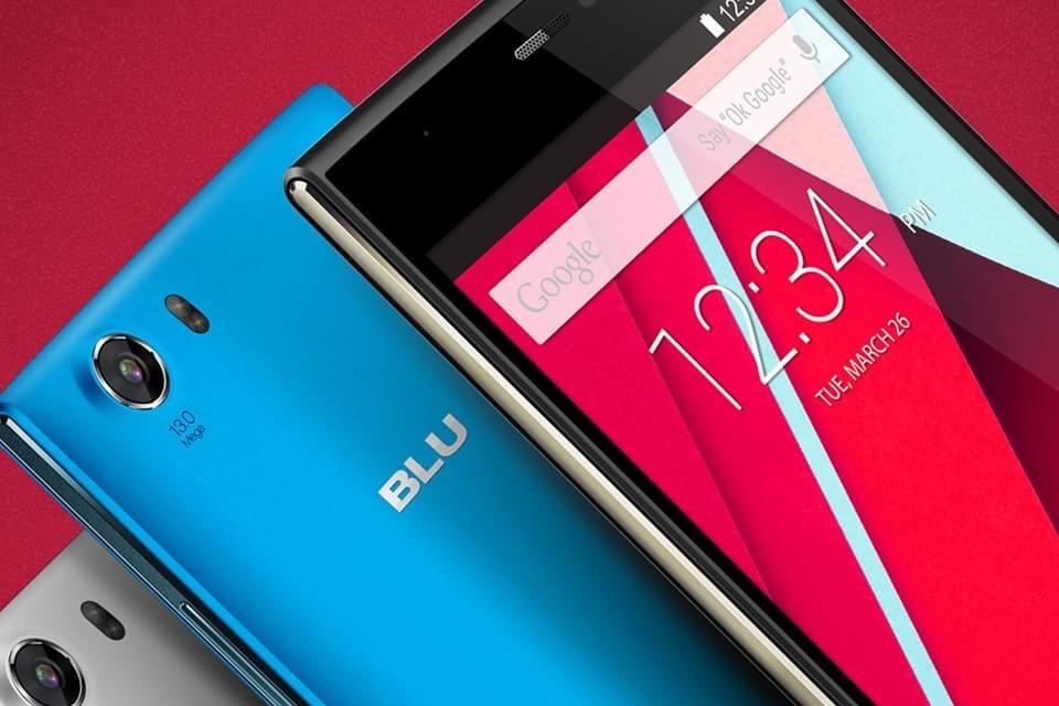 Imagem de BLU anuncia sete novos smartphones na CES 2015 no site TecMundo