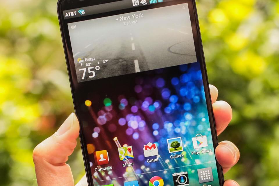 Imagem de Confira o Android 5.0.1 Lollipop rodando num LG G2 – é coisa linda! no site TecMundo