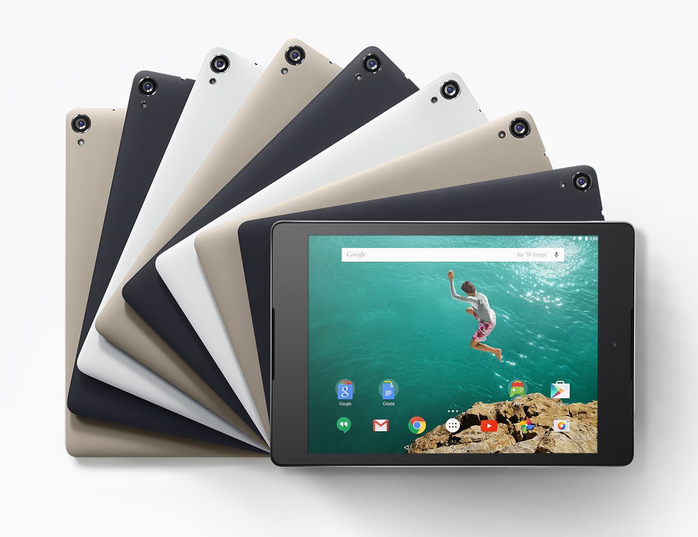 Imagem de Estamos testando: tablet Google HTC Nexus 9 [vídeo] no site TecMundo