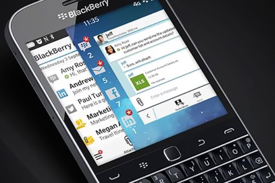 Imagem de Hoje a BlackBerry completa 16 anos; confira os altos e baixos da empresa no site TecMundo