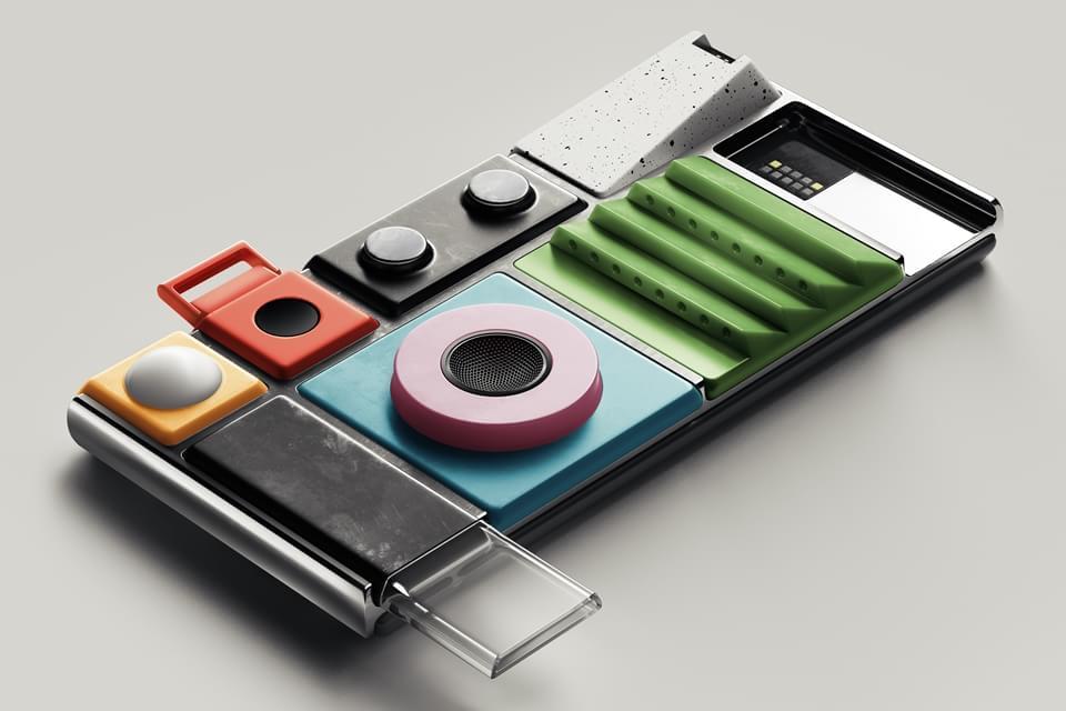 Imagem de Project Ara: que tal fazer testes de sangue e de radiação com o celular? no site TecMundo