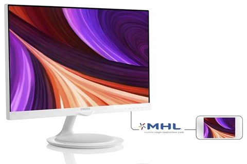 Imagem de Philips lança monitor de 24 polegadas com speaker Bluetooth integrado no site TecMundo