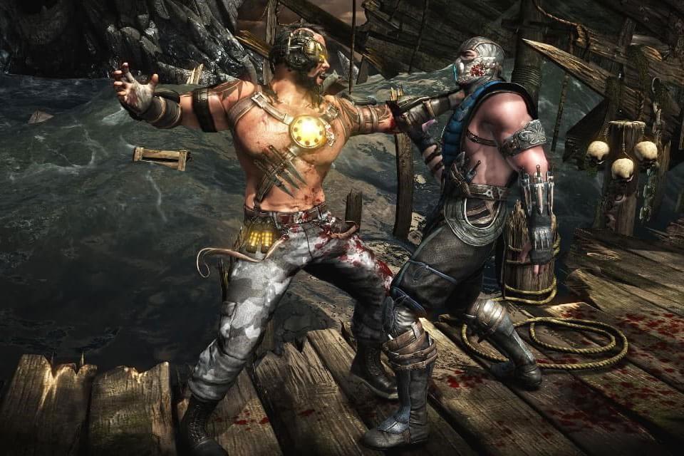 Imagem de Mortal Kombat X: pré-venda começa dia 2 de março no Brasil no site TecMundo