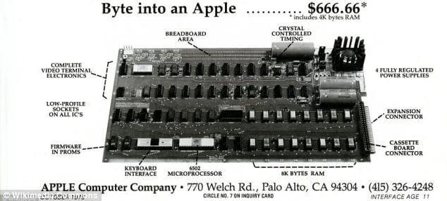 Confira 15 curiosidades que talvez voc no saiba sobre a apple at ento a referncia bblica sobre o nmero 666 alegando que o preo de varejo era simplesmente um tero acima do valor de venda para as lojas fandeluxe Gallery