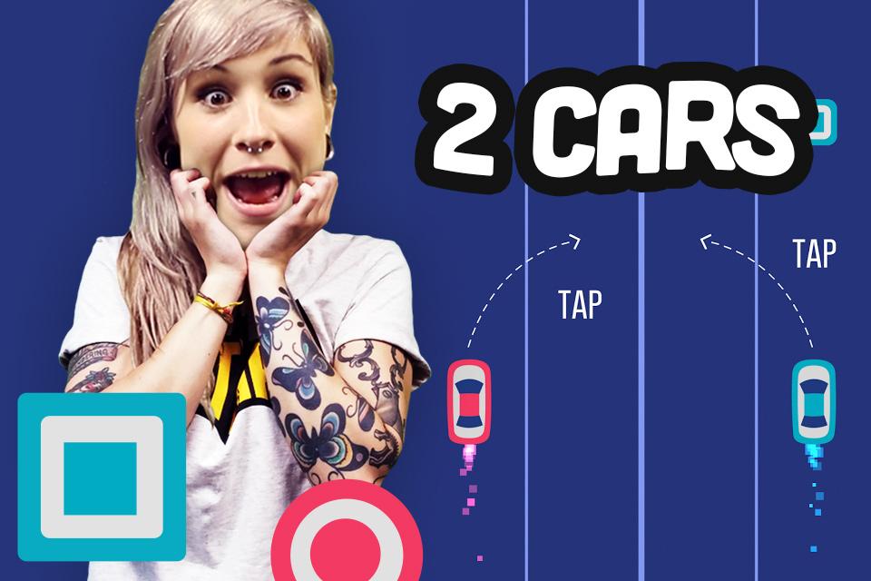 Imagem de Jogatina de bolso: seu cérebro vai dar um nó com 2 Cars no site TecMundo