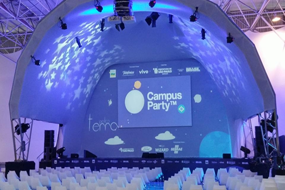 Imagem de Superinternet: Campus Party 2015 se redime por falhas com mais organização no site TecMundo