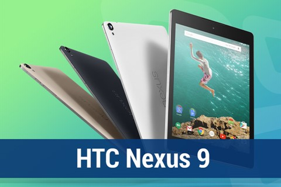 Imagem de Análise: tablet Google HTC Nexus 9 [vídeo] no site TecMundo