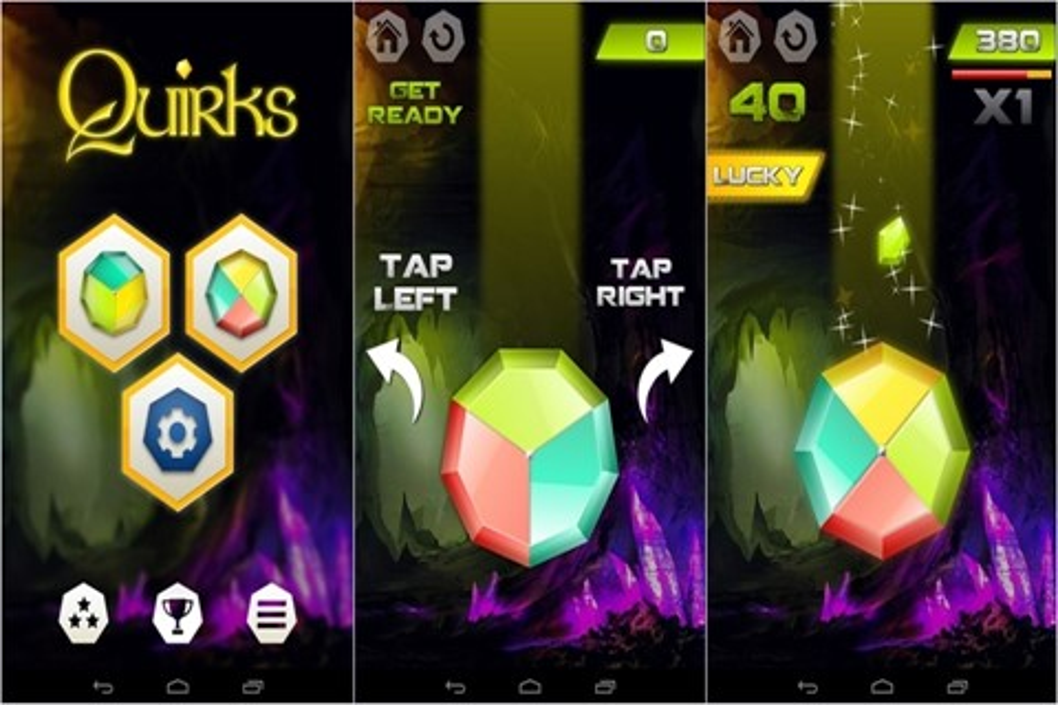 Imagem de Quirks: o jogo brasileiro para Android que vai testar seus reflexos no site TecMundo