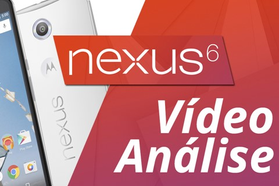 Imagem de Análise: smartphone Google Motorola Nexus 6 [vídeo] no site TecMundo