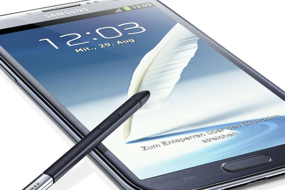 Imagem de Samsung da Polônia confirma que o Galaxy Note 2 receberá Android Lollipop no site TecMundo