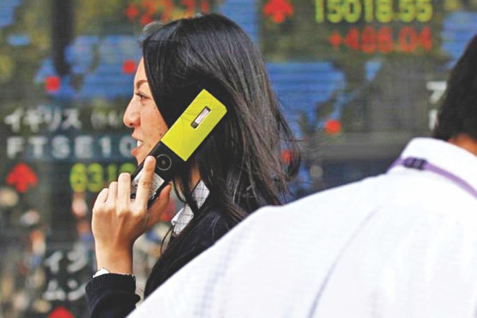 Imagem de Mercado de flip-phones cresce no Japão e Sharp aproveita a onda no site TecMundo