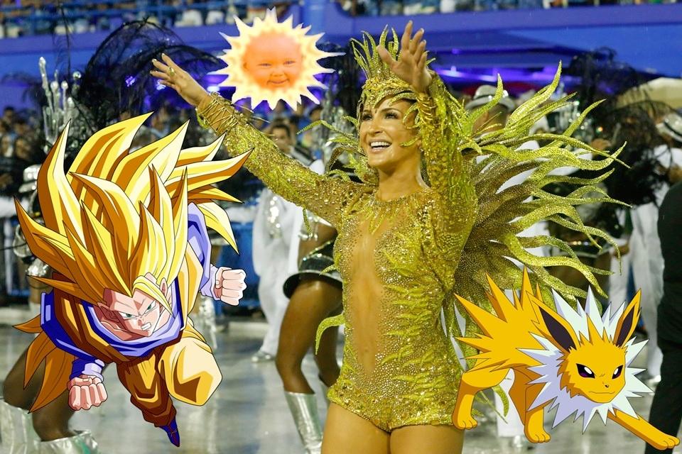 Imagem de A internet não perdoa: fantasia de Claudia Leitte no Carnaval vira meme no site TecMundo