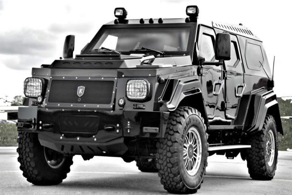 Imagem de Conheça os 10 carros blindados mais caros e luxuosos do mundo no site TecMundo