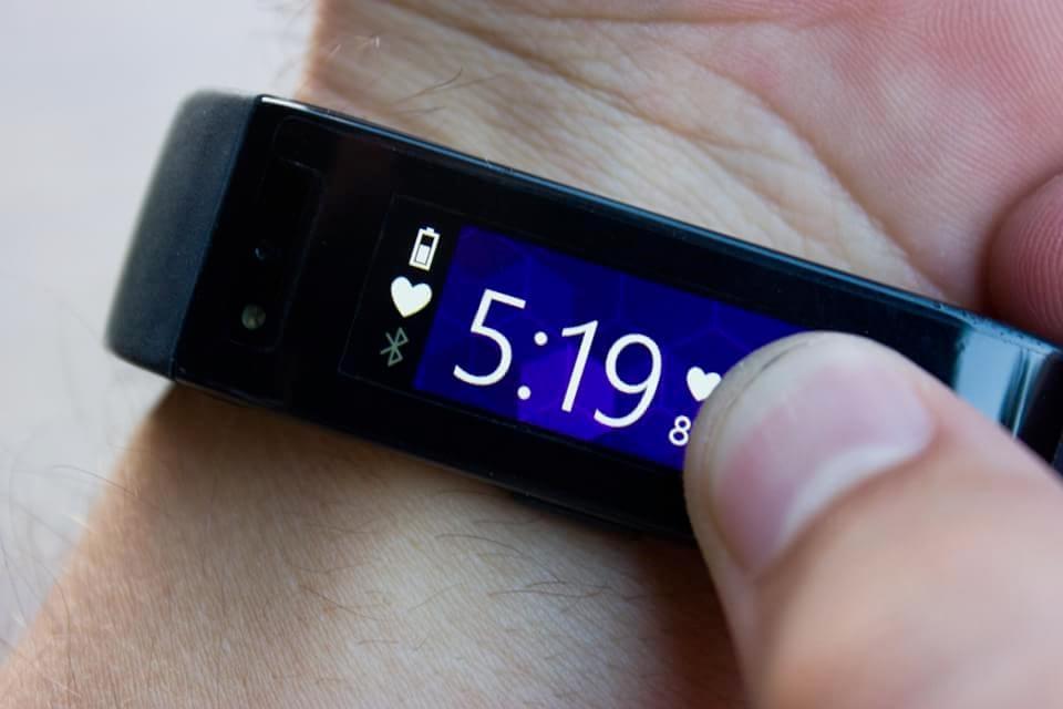 Imagem de Microsoft traz grande atualização para sua pulseira fitness no site TecMundo