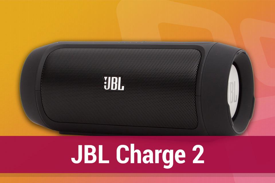Imagem de Análise: caixa de som Bluetooth JBL Charge 2 [vídeo] no site TecMundo