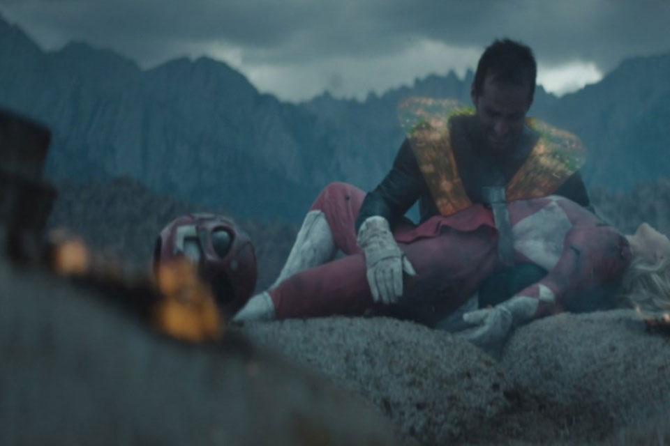 Imagem de Power Rangers para adultos? O Ranger verde não aprova não no site TecMundo