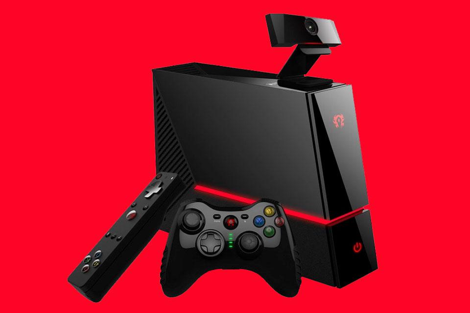 Imagem de Warchief: um console com sensor de movimento que vem para ser barato no site TecMundo