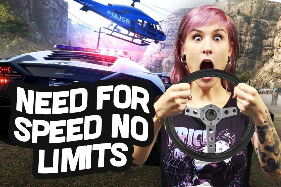 Imagem de Jogatina de bolso: a adrenalina rola solta com Need for Speed No Limits no site TecMundo