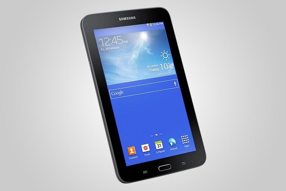 Imagem de Galaxy Tab 3 Lite: novo tablet da Samsung é lançado 'na surdina' no site TecMundo