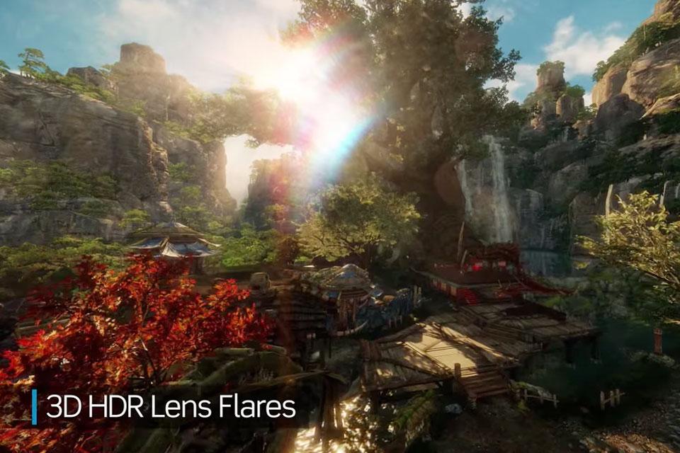 Imagem de Crytek e Unity também fazem demonstração do motor gráfico na GDC [vídeo] no site TecMundo