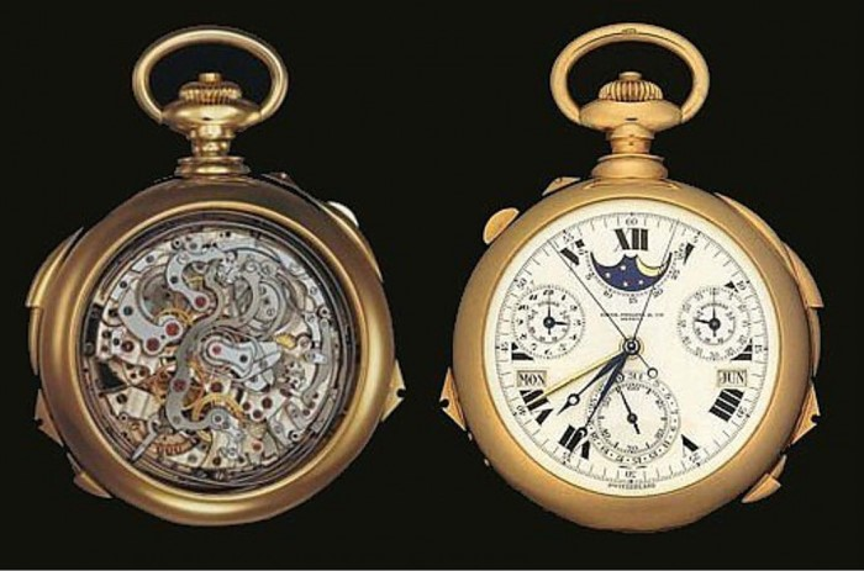 0b8cdd5c658 Prepare o bolso para os 10 relógios mais caros do mundo - TecMundo