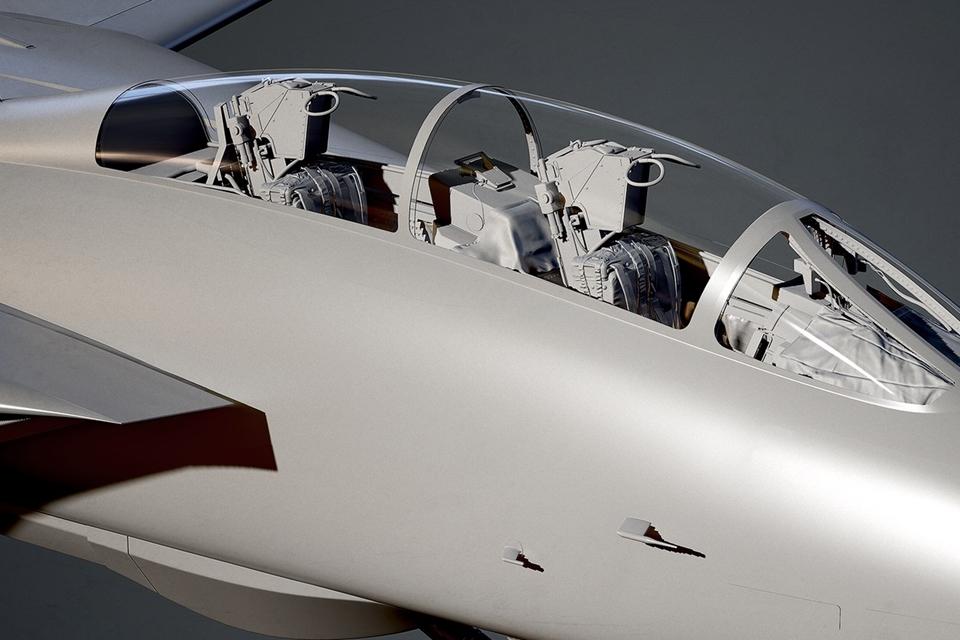 Imagem de F-14 Tomcat será o próximo caça supersônico da série DCS World no site TecMundo