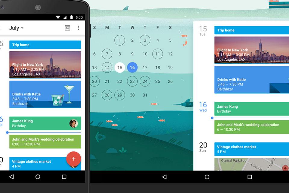 Imagem de Google Calendar agora também está disponível como app para iPhone no site TecMundo