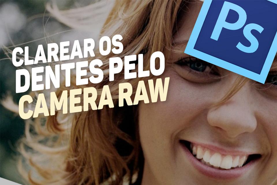 Imagem de Aula de Photoshop CC: aprenda a clarear os dentes pelo Camera Raw no site TecMundo
