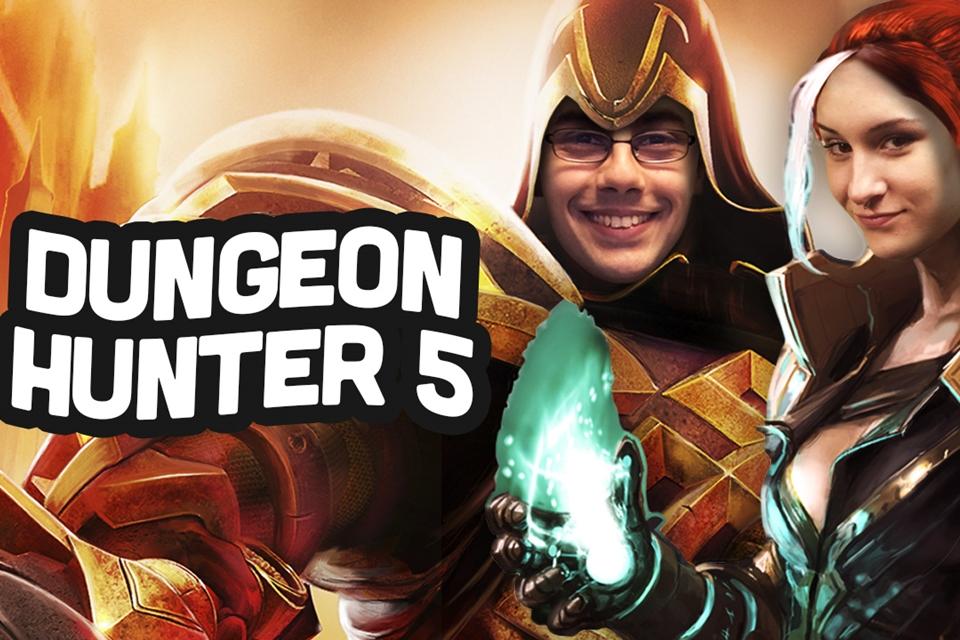 Imagem de Jogatina de Bolso: combata o caos e vire uma lenda em Dungeon Hunter 5 no site TecMundo