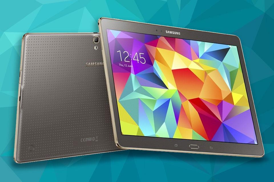 Imagem de Galaxy Tab S começa a receber atualização para o Android Lollipop na França no site TecMundo