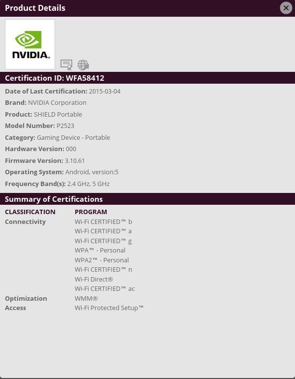 NVIDIA está para lançar segunda geração do portátil Shield