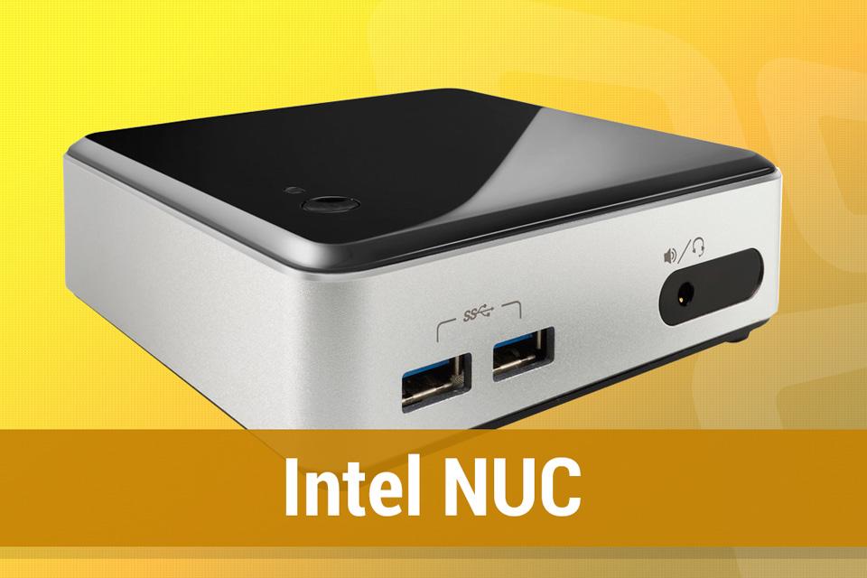 Imagem de Intel NUC: testamos o mini PC pensado para a sua sala de estar no site TecMundo