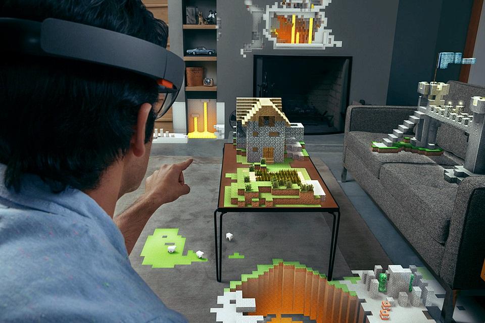 Imagem de Microsoft acredita que HoloLens pode fazer mais do que a realidade virtual no tecmundo