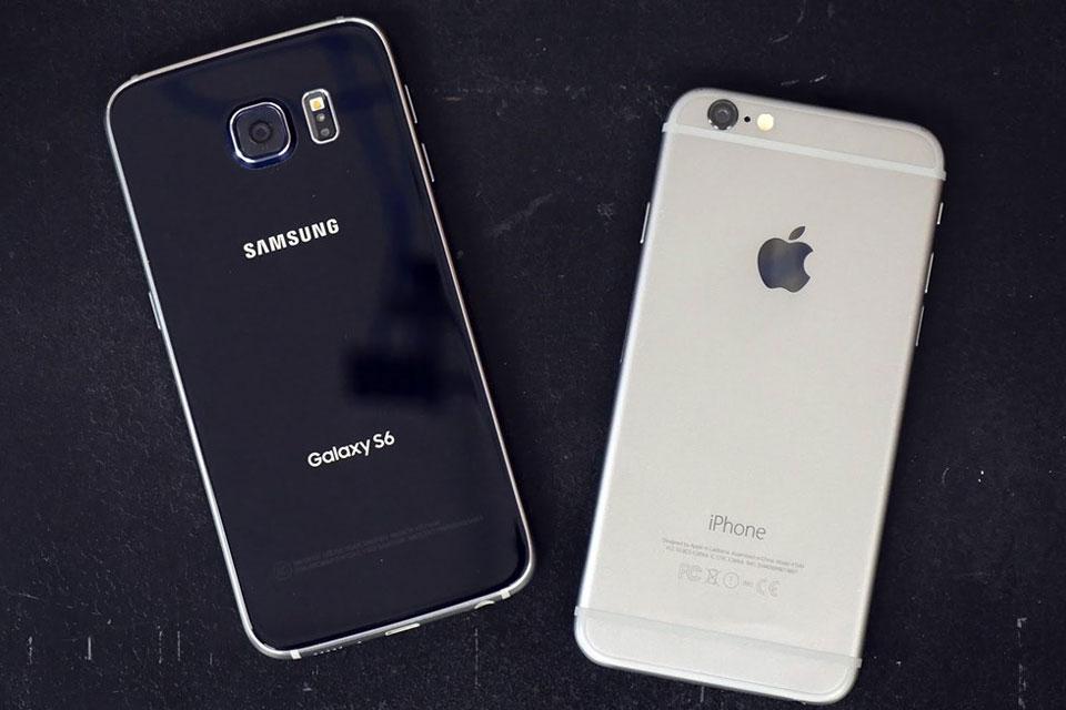 Imagem de Polêmica à vista: veja os testes de queda do Galaxy S6 e S6 edge [vídeo] no tecmundo