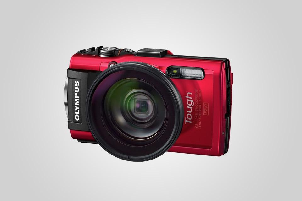 Imagem de Olympus lançará em maio a câmera Stylus Tough TG-4 [galeria] no tecmundo